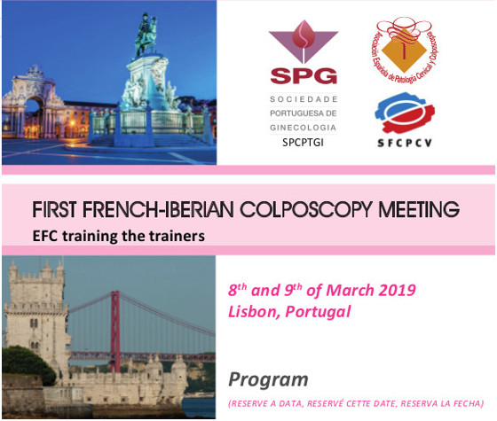 First French-Iberian Colposcopy Meeting
